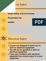 Electrical Safety - Govt Polytechnic