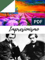 impresionismo literario