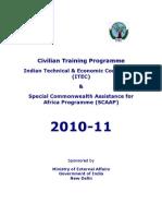 ITEC Brochure 20010 - 2011