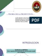 1.Teoria de La Produccion