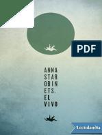 El Vivo - Anna Starobinets.pdf