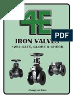 4E Iron Valves Catalogue