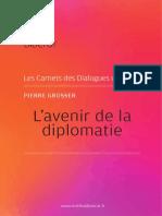 Lavenir de La Diplomatie