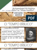 Arqueologia Pré Histórica
