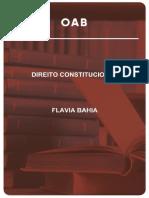 140 casos peças processuais de D. Constitucional 2019