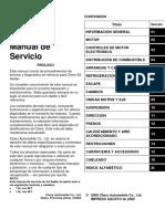 m11 Service Manual-1202 Chery Sedan