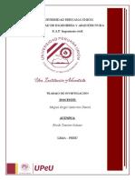 Monografia de Instalaciones Sanitarias
