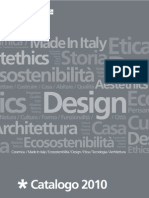 Catalogo Generale Marazzi 2010