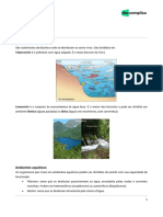 Biociclos e Biomas Brasileiros