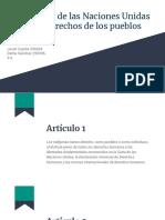 Declaración de las Naciones Unidas sobre los derechos de los pueblos indígenas.pptx