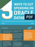 5ways to Cut Spending on Oracle Database en Aug16