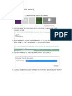 Manual Factura Electronica