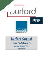 Burford Capital the Full Report Acción Global F.I. Mar19 1