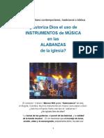 Libro Música en La Iglesia PDF Texto