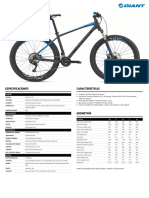 Giant Bicycles Bike 905