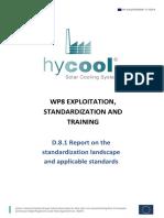 Training ISO 50008