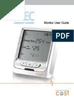 Current Cost TREC Manual LR