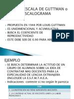 1a Lex Diapositiva Escala de Guttman Huanca Quisbet Helen
