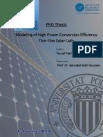 Khattak - Modeling of High Power Conversion Efficiency Thin Film Solar Cells_2