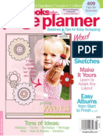 Scrapbooks Etc. Page Planner
