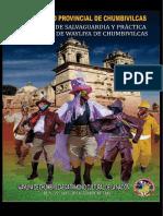 Reglamento salvaguardia y práctica responsable Wayliya de Chumbivilcas 2018