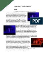 """Obra de teatro """"La catrina y sus andanzas"""""""