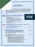 resume pavlik nov 2019