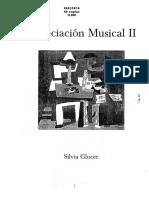 GLOCER - Apreciacion Musical II