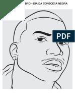 Consciência negra desenhos homens.odt