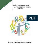38. San Agustín y La Práctica Educativa
