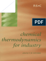 chemical-thermodynamics-for-industry