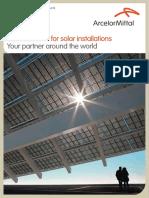 ArcelorMittal Solarenergy Brochure en 7779b50a136e887c0f09f0c947f6b8e9