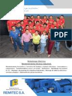Carta de Presentacion Remitec s.a. 2019