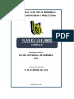 Plan Civil 2016
