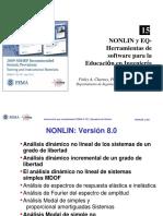 Tutorial Traducido de NONLIN8