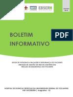BOLETIM INFORMATIVO HDT-UFT 2018