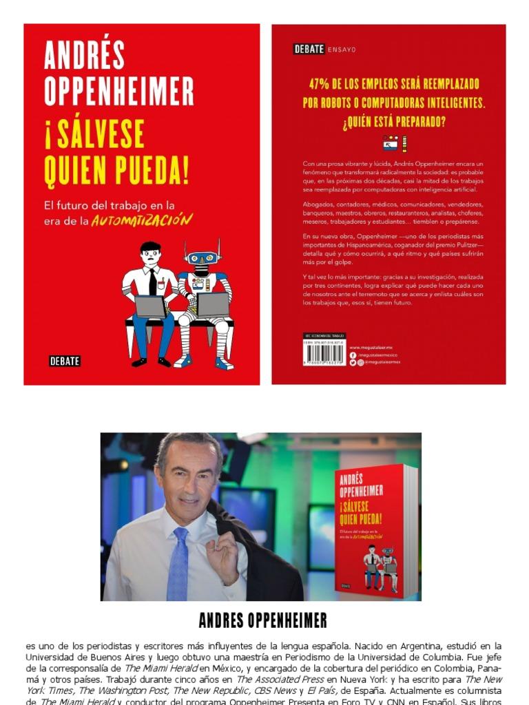salvese quien pueda libro pdf gratis