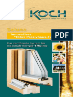Koch Flyer Soluna Innovatives 104er Passivhaus Hol