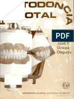 Libro Osawa Deguchi Prostodoncia