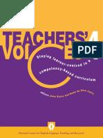 teacher voice