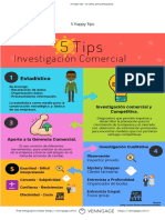 5 Happy Tips - [Infographic]