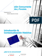 Programación Concurrente Distribuida y Paralela