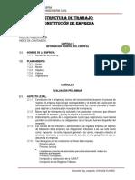 Estructura Trabajo 1ra Unidad Legislacion