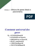 Mistura de Gases