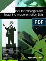 Educational Technologies for Teaching Argumentation Skills-Bentham Science Publishers (2012)