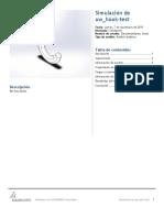Aw Hook Test SimulationXpress Study 1
