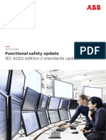 Functional Safety Update - IEC 61511 Edition 2 Standards Update