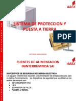 Tema 06.- Sistema de Proteccion y Puesta a Tierra