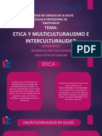 Exposicion Etica y Deontologia