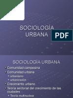 SOCIOLOGIA Capitulo 6 Sociologia Urbana